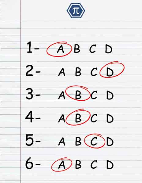 Ejemplos de Test de Razonamiento Verbal para oposiciones