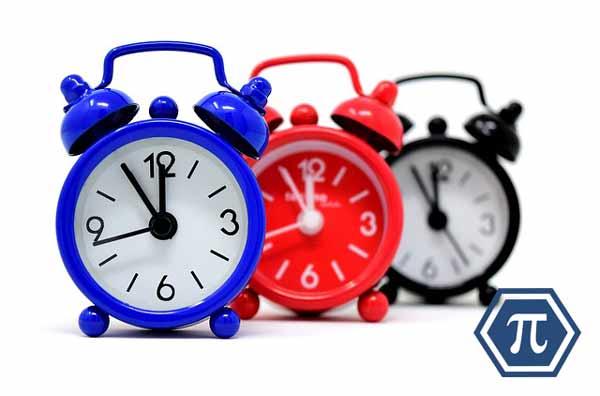 Psicotécnicos de relojes resueltos para oposiciones