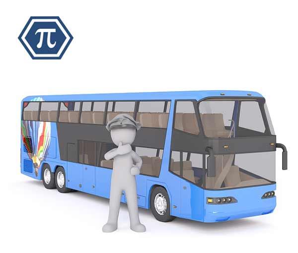 test psicotécnicos de conductor profesional de autobús
